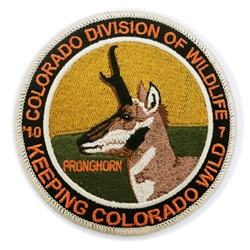 2010 Pronghorn Patch, Limited Edition